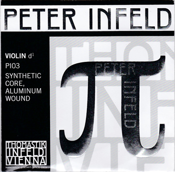 Peter Infeld Violin Strings